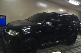 Used Mitsubishi Montero Sport GLS 2010 for sale in Antipolo