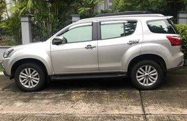 Used Isuzu Mu-X 2019 at 8000 km for sale in Pasig