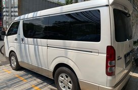 2009 Toyota Hiace for sale in Pasig