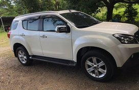 2015 Isuzu Mu-X for sale in Cabanatuan