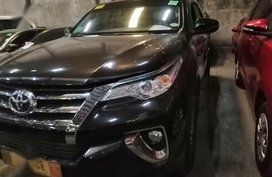 Used Toyota Fortuner G 2018 automatic Diesel for sale in General Salipada K. Pendatun