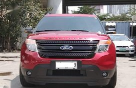 Used Ford Explorer 2013 for sale in General Salipada K. Pendatun