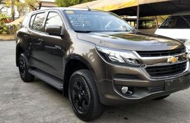 Brown Chevrolet Trailblazer 2017 for sale in Maguindanao