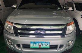 2013 Ford Ranger xlt manual for sale in General Salipada K. Pendatun