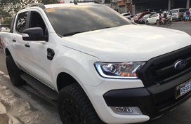 2016 Ford Ranger for sale in Quezon City
