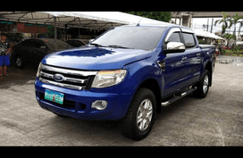 Sell 2013 Ford Ranger Truck Manual Diesel at 44996 km