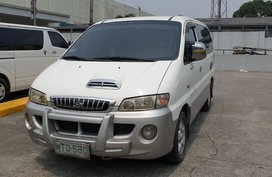 Used Hyundai Starex 2001 for sale in General Salipada K. Pendatun