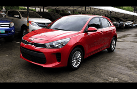 Kia Rio 2018 Hatchback at 8607 km for sale