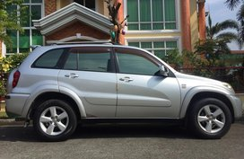 2004 Toyota Rav4 for sale in Calamba