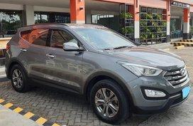 2013 Hyundai Santa Fe for sale in Manila