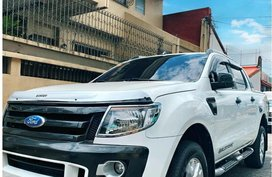 2013 Ford Ranger for sale in Manila