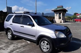 Used Honda Cr-V 2002 for sale in General Salipada K. Pendatun