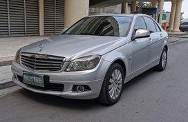 2008 Mercedes-Benz C-Class for sale in Quezon City