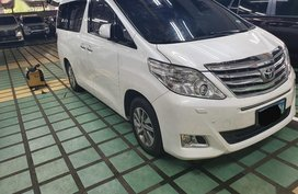 2013 Toyota Alphard for sale in Manila