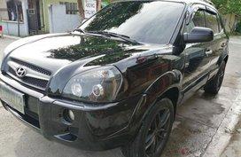 2009 Hyundai Tucson for sale in Manila