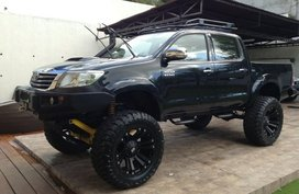 2012 Toyota Hilux 4x4 for sale in Makati