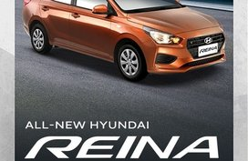 2019 Brand New Hyundai Reina for sale in Manila