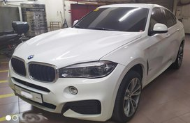 2018 BMW X6 3.0D Alphine White for sale in Quezon City