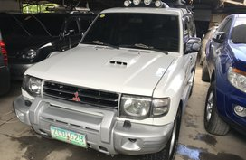 2001 Mitsubishi Pajero Field Master Orig Local Unit for sale in Cebu City