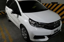 2018 Honda Mobilio E MT for sale in Quezon City