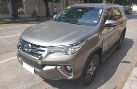 2017 Toyota Fortuner Automatic Diesel for sale in Pasig
