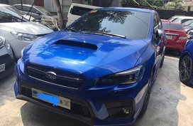 FOR SALE 2018 SUBARU WRX negotiable upon viewing in Quezon City