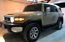2016 Toyota Fj Cruiser for sale in Calamba