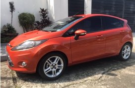 2011 Ford Fiesta for sale in Quezon City