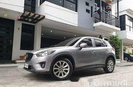 Used Mazda Cx-5 2014 Automatic Gasoline for sale in Quezon City