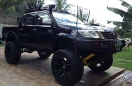 2012 Toyota Hilux for sale in Makati