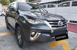 2017 Toyota Fortuner 2.4G AT for sale in Quezon City