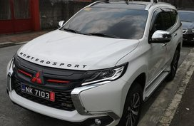 Selling Mitsubishi Montero Sport 2016 in Quezon City