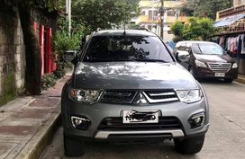 2015 Mitsubishi Montero Sport Automatic Diesel for sale