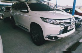 Used Mitsubishi Montero Sport 2016 at 17000 km for sale in Makati