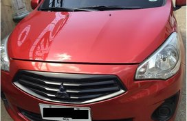 Mitsubishi Mirage G4 2014 for sale in Calamba
