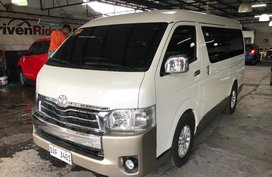 2017 Toyota Grandia for sale in Quezon City