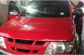 2005 Isuzu Crosswind for sale in Quezon City