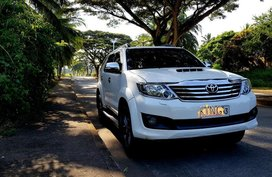 2015 Toyota Fortuner for sale in Cavite