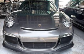 Selling Porsche 911 Gt3 2015 at 11100 km