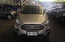 Used Ford Ecosport 2018 for sale in Marikina