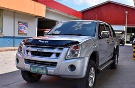 Second-hand Isuzu D-Max 2012 for sale in Lemery