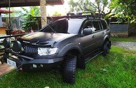 2012 Mitsubishi Montero Sport for sale in Pangasinan