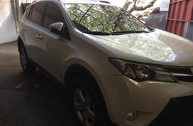2014 Toyota RAV4 4x4 for sale in Quezon City