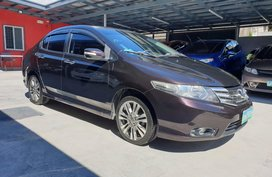 Selling Black Honda City 2013 1.5 E Automatic in Las Pinas