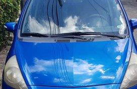 Blue Honda Jazz 1.3L 2005 for sale in Meycauayan