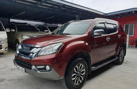 Isuzu MUX 2017 3.0 LS-A Automatic for sale in Las Pinas