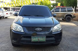 Black Ford Escape 2011 XLS AT 2.3 for sale in Angeles