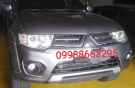 Selling Used Mitsubishi Montero 2014 in Marikina