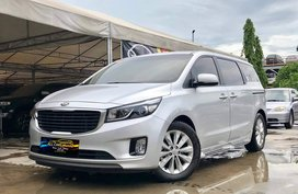 2017 Kia Grand Carnival EX Diesel Automatic for sale in Makati