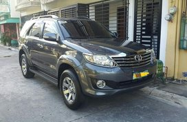 Toyota Fortuner 2012 for sale in Imus